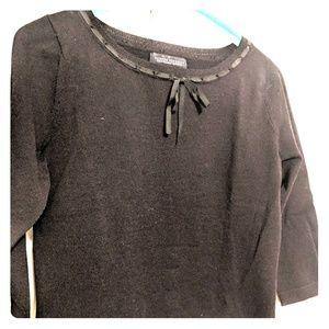 Banana Republic Fine Italian Merino Wool Sweater